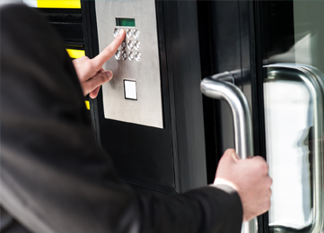 Commercial Locksmith - Door lock & key